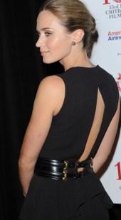 Emily Blunt en los London Critics Circle Awards 2013