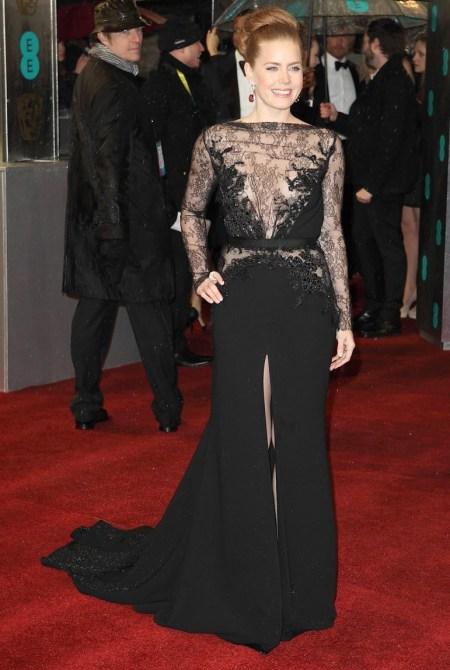 Amy Adams en los Premios BAFTA 2013