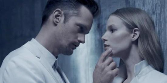 Alexander Skarsgard para Calvin Klein