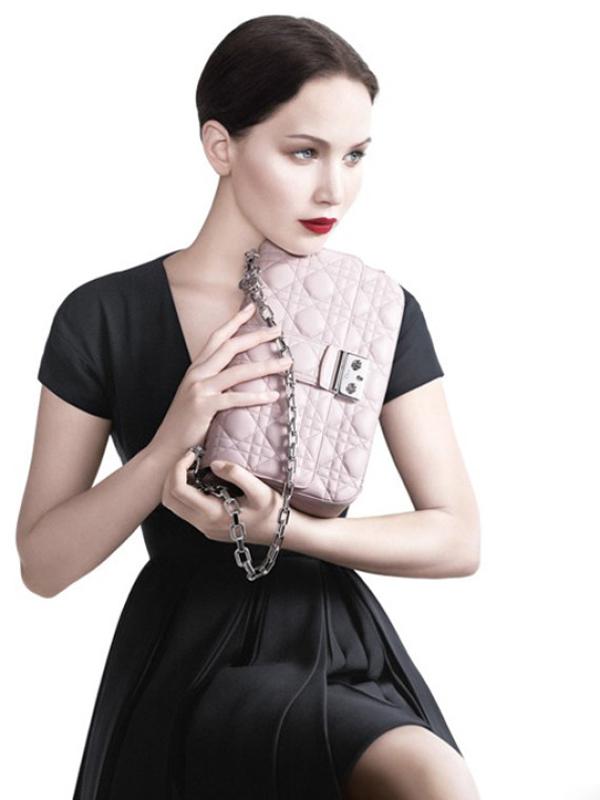 Jennifer Lawrence, nueva imagen de Miss Dior