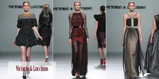 Mercedes Benz Fashion Week Madrid 2013 (día 2)