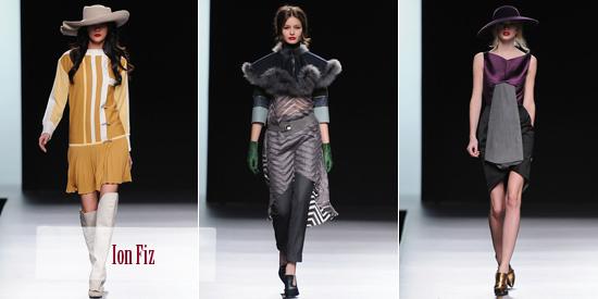 Mercedes Benz Fashion Week Madrid 2013 (día 3)
