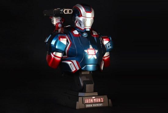 Merchandising de Iron Man 3