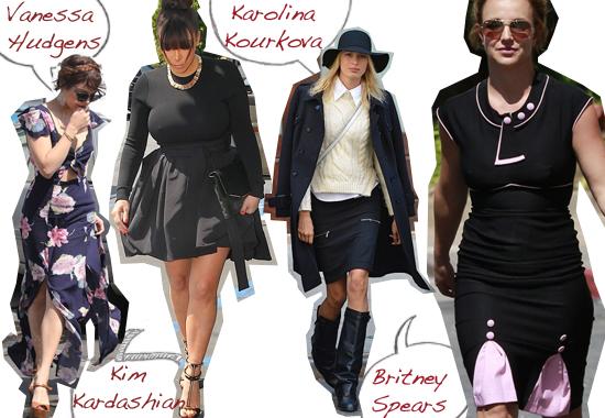 Las celebrities y sus 'cagadas' de marzo