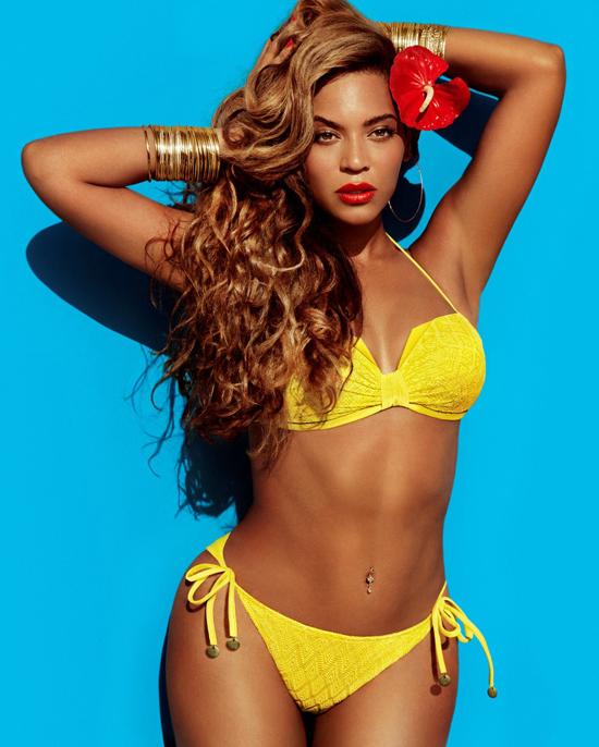Beyoncé para H&M