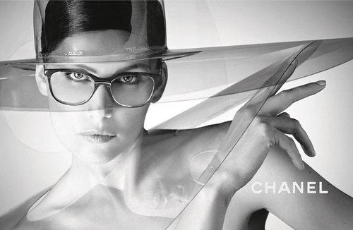 Colección de gafas de Chanel primavera/verano 2013