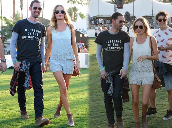 Kate Bosworth en Coachella 2013