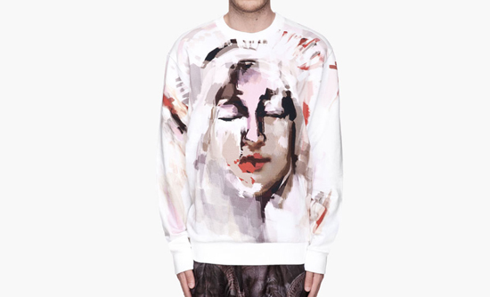 Sweater Givenchy Madonna