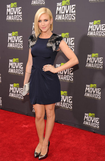 Brittany Snow en los MTV Movie Awards 2013