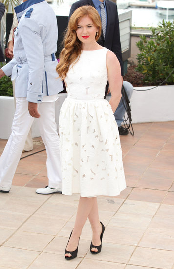 Isla Fisher en Cannes 2013