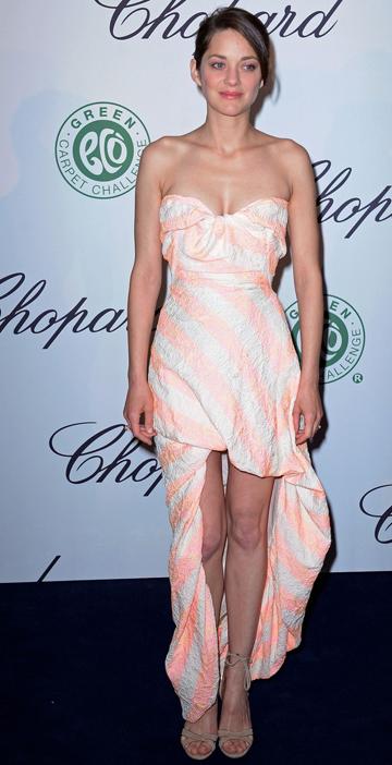 Marion Cotillard en Cannes 2013