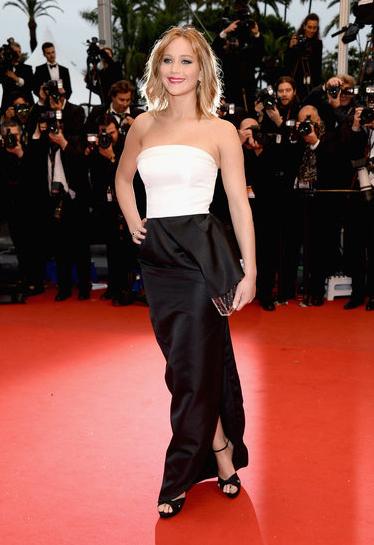 Jennifer Lawrence en Cannes 2013