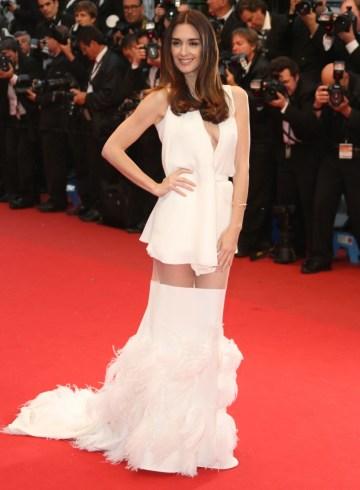 Paz Vega en Cannes 2013