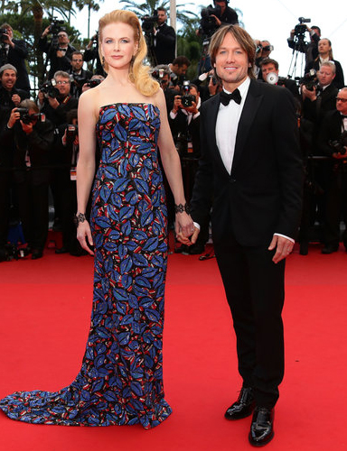Nicole Kidman en Cannes 2013