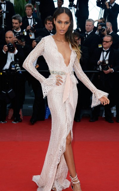 Joan Smalls en Cannes 2013