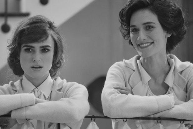 Keira Knightley interpreta a una joven Coco Chanel en Once Upon A Time