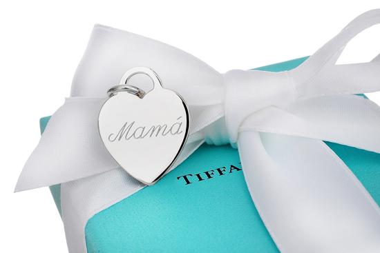 Colgante mamá de Tiffany