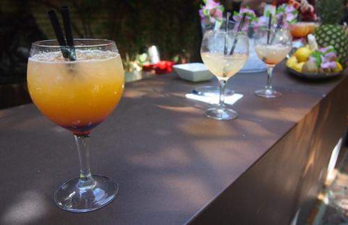 Cocktails de Hawaiian Tropic