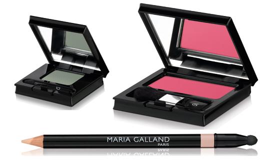 Maquillaje María Galland