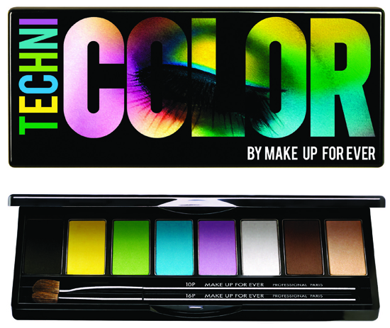 Technicolor de Make Up For Ever