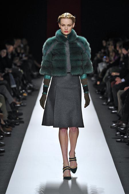 Ready to Wear Fall Winter 2013 Carolina Herrera New York Fashion Week Feb 2013