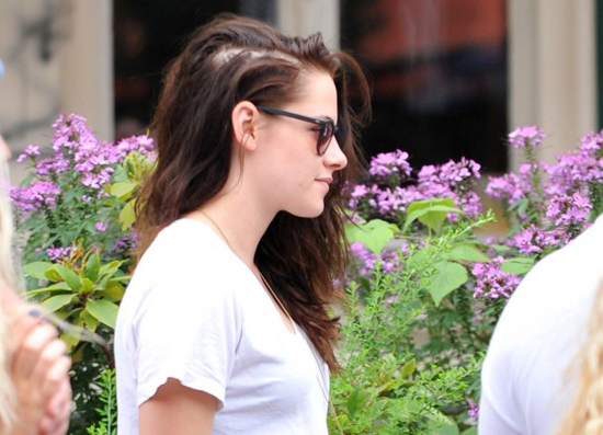 ¡Oh, no!, ¿Kristen Stewart se está quedando calva?