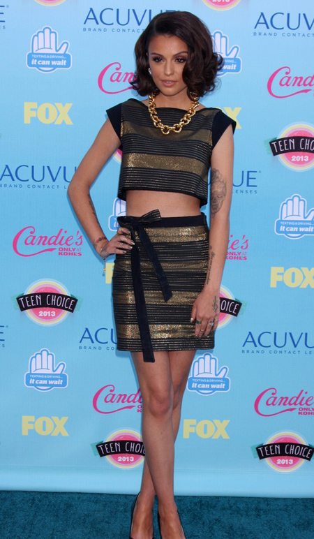 Cher Lloyd en Teen Choice Awards 2013