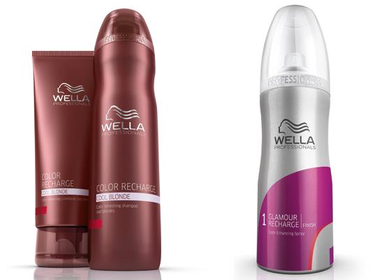 Probando Color Recharge de Wella Professional
