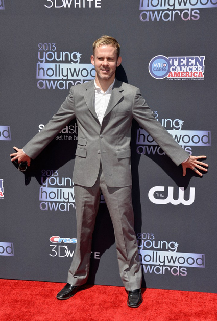 Dominic Monaghan en Young Hollywood