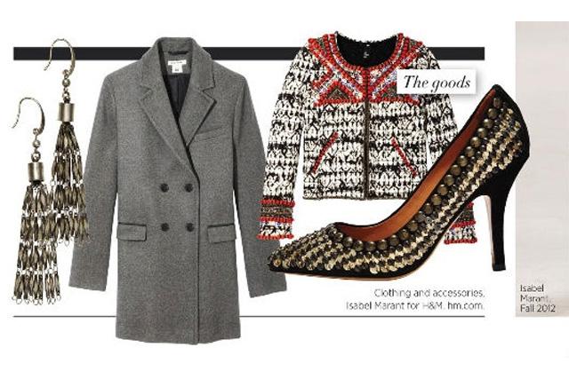 Primeras prendas de Isabel Marant para H&M
