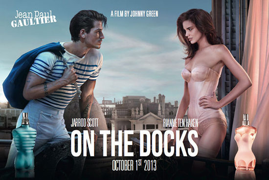 Jean Paul Gaultier presenta el corto On The Docks