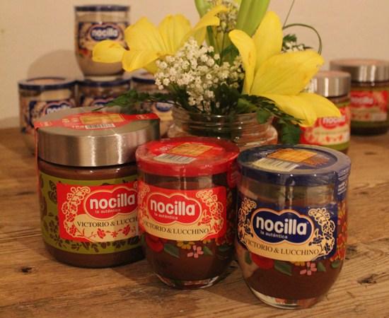 Los vasos de Nocilla florecen con el diseño de Victorio&Lucchino