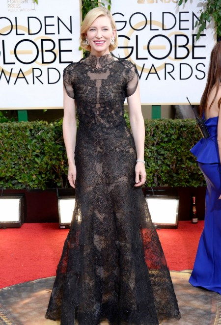 "NBC's ""71st Annual Golden Globe Awards"" - Arrivals"