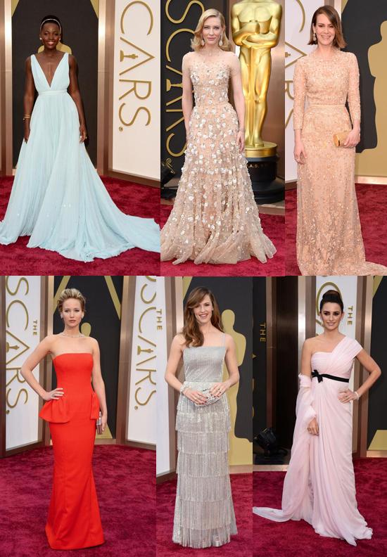 Vestidos Oscar