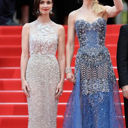 Vestidos que pasaron por la alfombra roja en el Festival de Cannes 2014 (Día 1)
