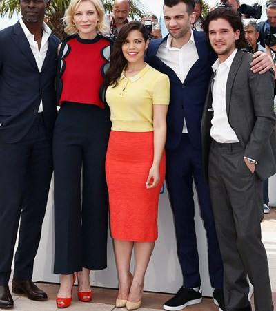 Vestidos que pasaron por la alfombra roja en el Festival de Cannes 2014 (Día 3)