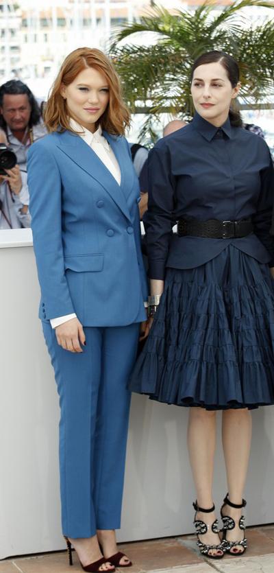 Lea Seydoux en el Festival de Cannes 2014