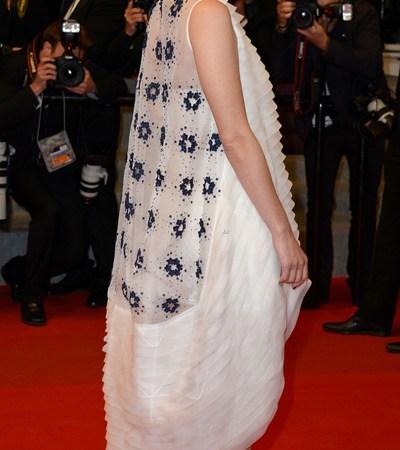 Vestidos que pasaron por la alfombra roja en el Festival de Cannes 2014 (Día 7)