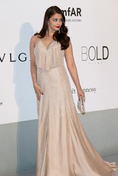 Aishwarya Rai en el Festival de Cannes 2014