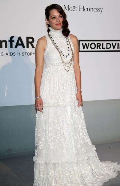 Marion Cotillard en el Festival de Cannes 2014