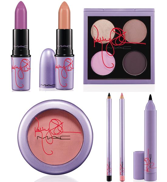 Productos de Kelly Osbourne para MAC