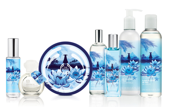 Fijian Water Lotus de The Body Shop