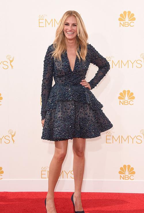 Julia Roberts en los Premios Emmy 2014