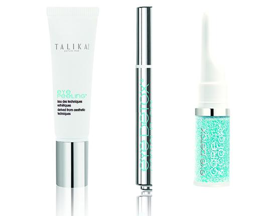 Línea Eye Detox de Talika