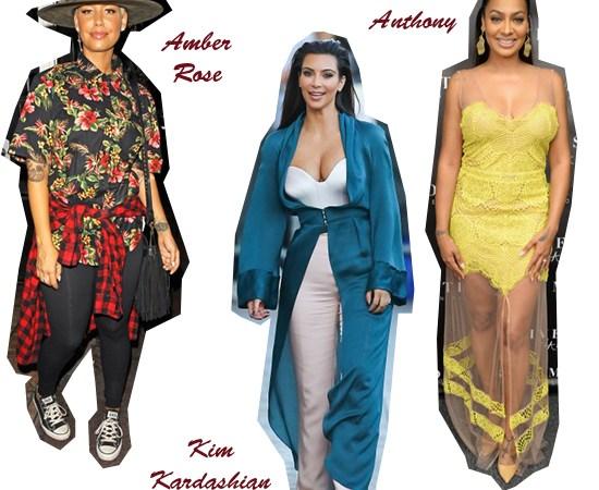 Las Celebrities y sus 'cagadas' de Agosto de 2014
