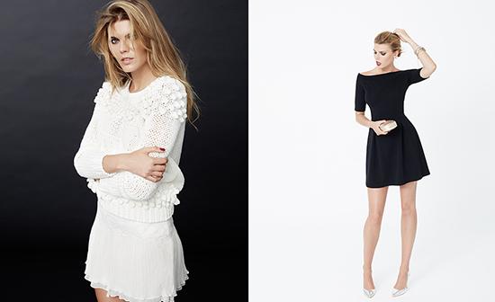 Colección Otoño-Invierno 2014 de Suite Blanco