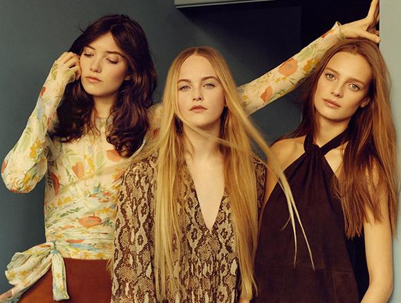 Colección Primavera-Verano 2015 de Zara