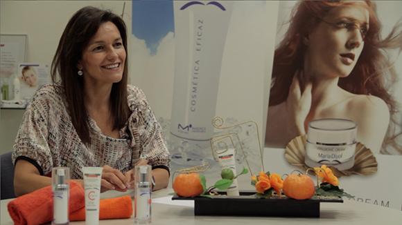 La cosmética con nombre: María D'uol