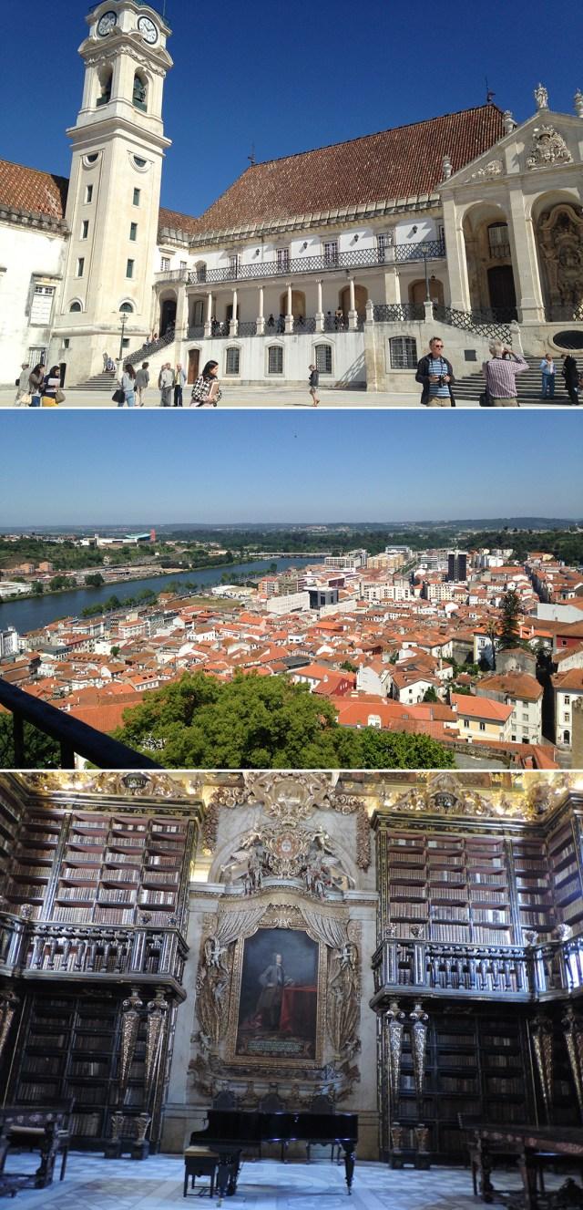 Viaje a Portugal: Coimbra