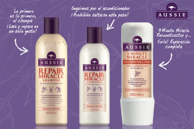 Repair Miracle de Aussie
